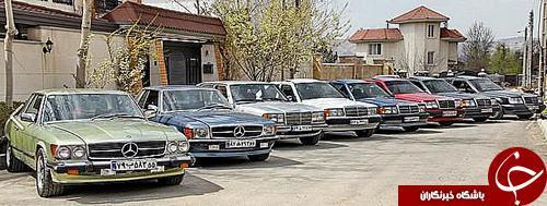 معرفی خودرو، مروری بر محصولات کلاسیک مرسدس بنز