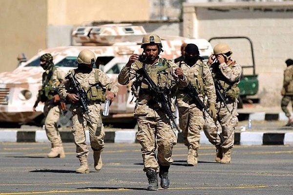 عملیات نیروهای یمنی علیه مزدوران سعودی در البیضاء