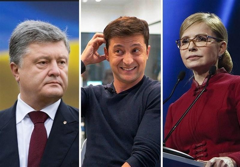 غربی ها در انتخابات ریاست جمهوری اوکراین از چه کسی حمایت می کنند؟