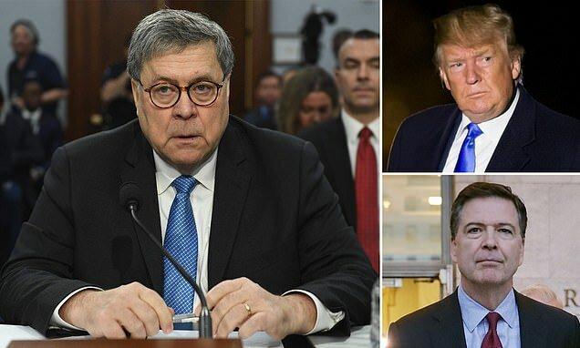 ترامپ تحقیقات روسیه را کودتای نافرجام خواند