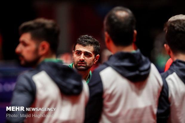 سلب حق انتصاب بازیکن از سرمربی تیم ملی تنیس روی میز