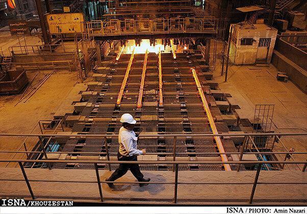75 درصد ظرفیت واحدهای فولادی خوزستان روی زمین مانده است