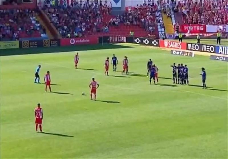 لیگ برتر پرتغال، شکست خانگی آوِس با وجود گلزنی محمدی