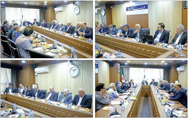 مشخص دستور کار اتاق استراتژیست های فولاد ایران
