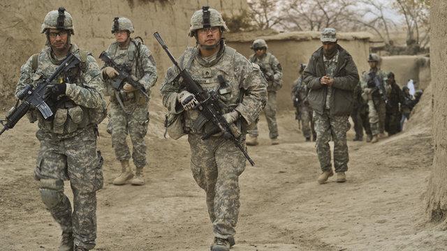رایزنی ها برای استقرار نیروهای تحت امر سیا در افغانستان