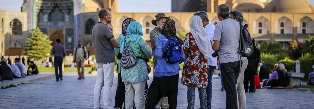 گزارش سایت آمریکایی از تغییر رفتار آمریکایی ها برای سفر به ایران پس از تنش های اخیر ، برخورد ایرانی ها با توریست های آمریکایی چگونه است؟