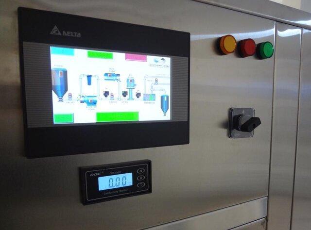 ساخت دستگاه تصفیه آب پزشکی RO برای بخش های دیالیز