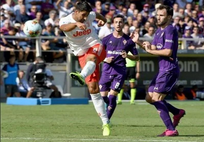 سری A، اولین بازی بدون برد یوونتوس در خانه فیورنتینا رقم خورد