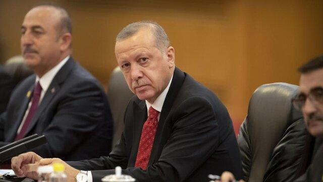 اردوغان: ترکیه برای بازگرداندن یک میلیون آواره سوری به کشورشان مصمم است