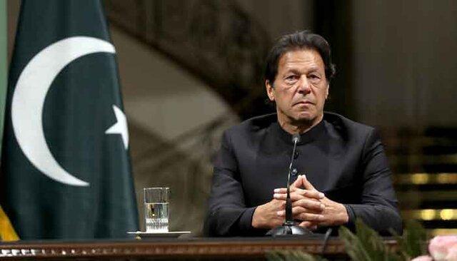 عمران خان: هیچ آدم عاقلی حرف از جنگ هسته ای نمی زند