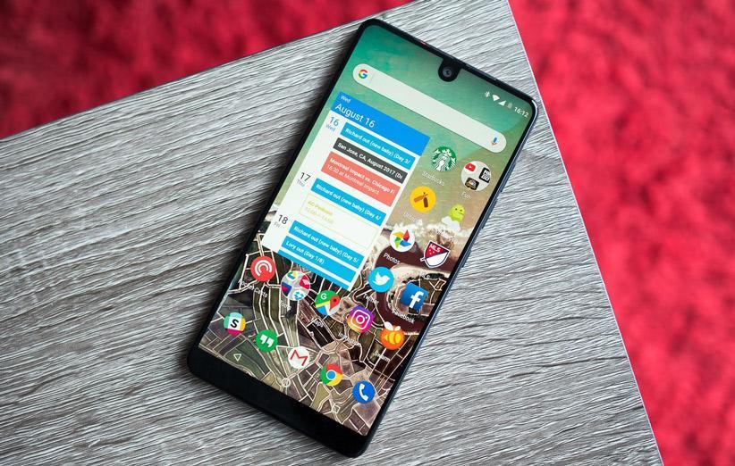 اطلاعات تازه ای در مورد گوشی جدید شرکت اسنشال منتشر شد