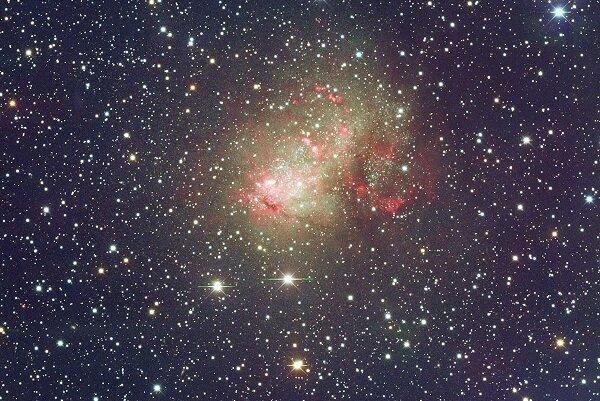 اجزای بنیادین دی ان ای در ابرهای بین ستاره ای کشف شد!