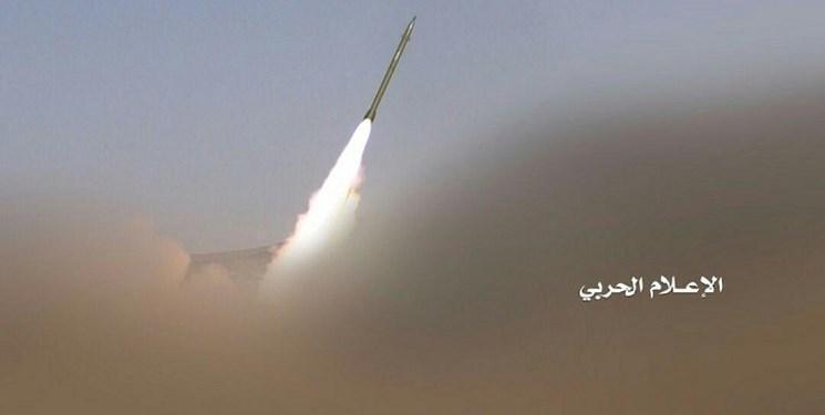 یمن، پایگاه سعودی ها در مأرب را با موشک جدید نکال هدف گرفت