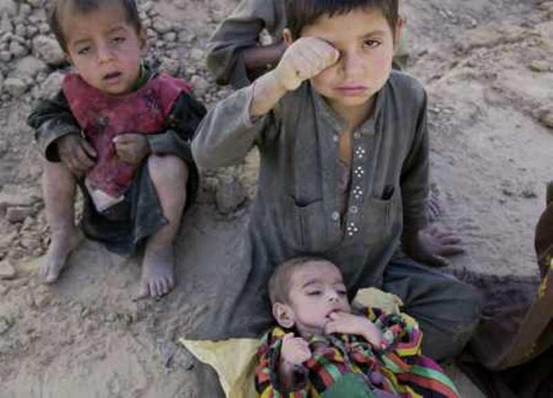 زنگ هشدار گوترش درباره بچه ها افغان