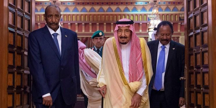 ریاض: تلاش می کنیم سودان را از فهرست تحریم های آمریکا خارج کنیم