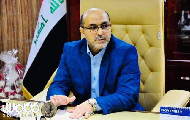 استعفای استاندار بغداد