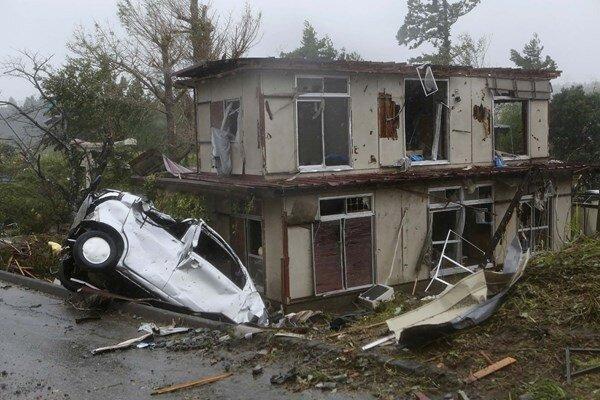 هاگیبیس در ژاپن 56 کشته، 15 مفقود و 240 زخمی برجای گذاشت