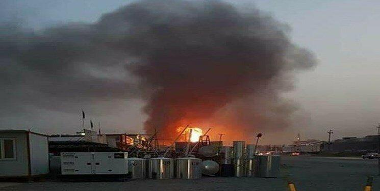 رسانه ها از وقوع انفجار در بغداد خبر دادند