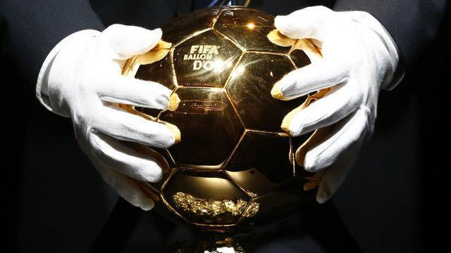 نامزدهای توپ طلا معرفی شدند ، تاریخ سازی رونالدو