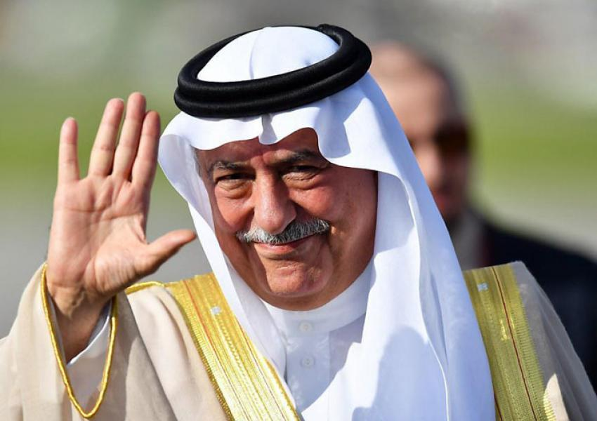ملک سلمان وزیر امور خارجه عربستان را برکنار کرد