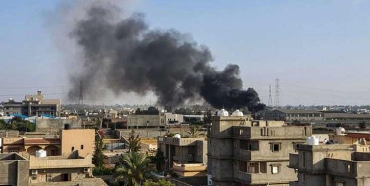 تداوم حملات نیروهای حفتر به مناطق اطراف طرابلس