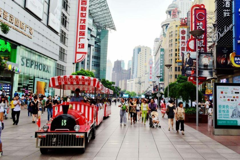 راهنمای خرید در شانگهای، چین