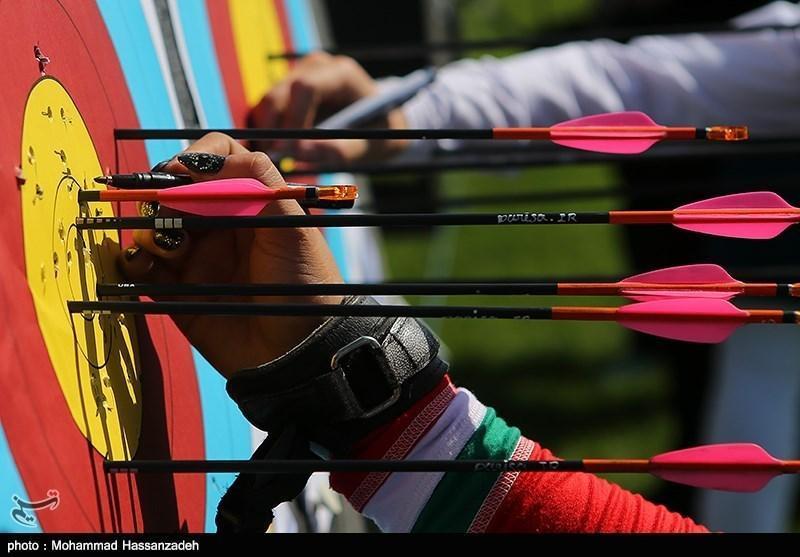 حذف زنان و مردان ایران از رقابت های انفرادی تیراندازی با کمان کاپ آسیا در تایلند