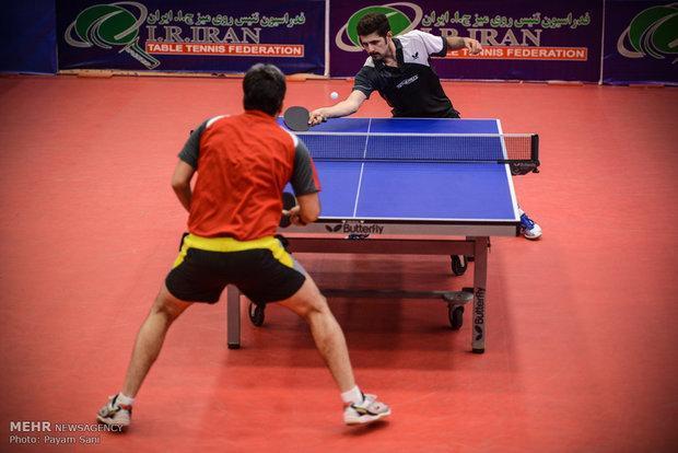 برنامه های آسیایی تیم ملی تنیس روی میز تشریح شد، 3 اردوی اروپایی