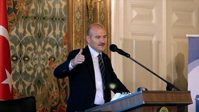 وزیر کشور ترکیه : برای داعشی های هیچ کشوری هتل نیستیم