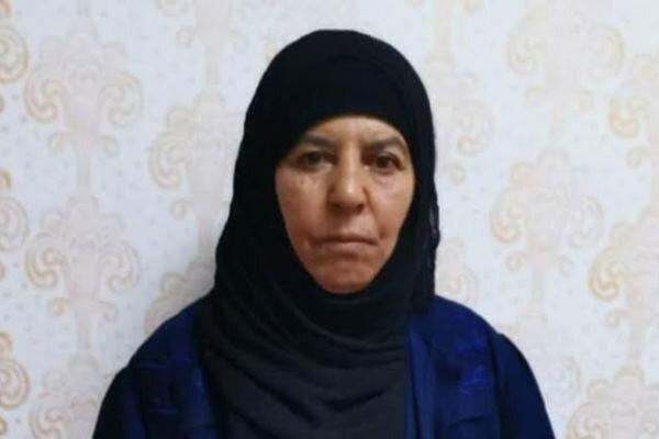 ترکیه مدعی دستگیری خواهر ابوبکر البغدادی شد