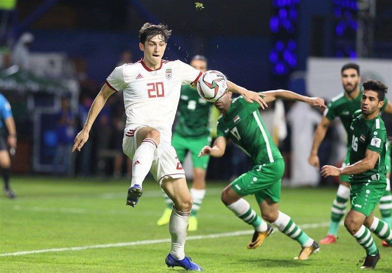 فیفا تکلیف میزبانی دیدار تیم ملی ایران و عراق را معین کرد