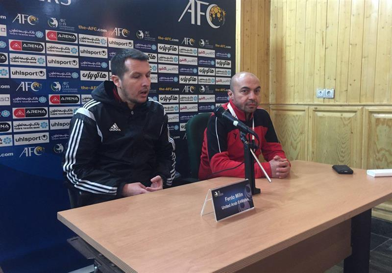 میلین: تیم ایران عملکرد خوبی نداشت و ما بدشانسی آوردیم، پیش از مربیگری روزگار خوبی داشتم