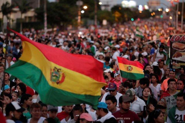 ابراز نگرانی روسیه و ترکیه نسبت به ناآرامی های سیاسی در بولیوی