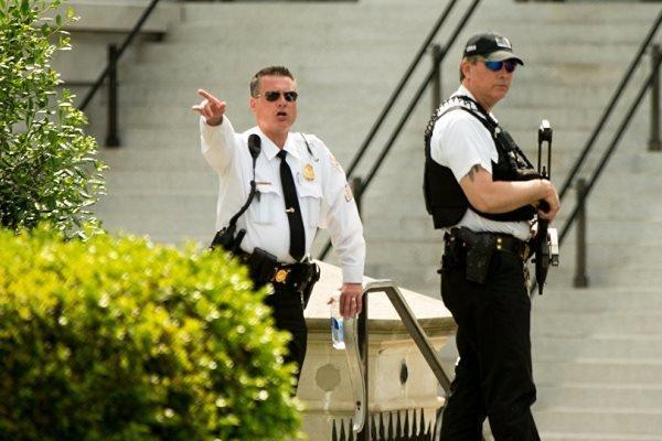 شرایط امنیتی کاخ سفید و کنگره آمریکا لغو شد