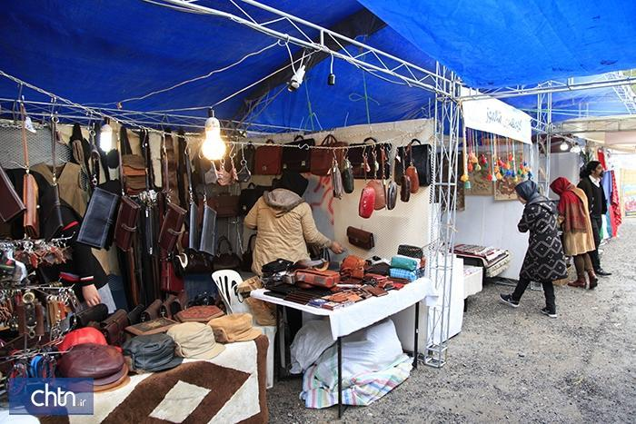 برگزاری 27 بازارچه موقت صنایع دستی در استان گلستان
