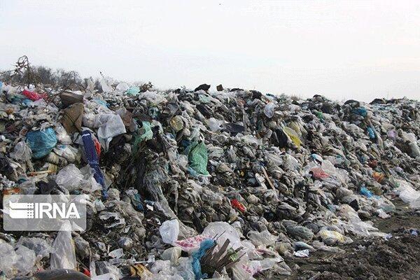سرانه فراوری زباله همدانی ها بالاتر از میانگین کشوری است