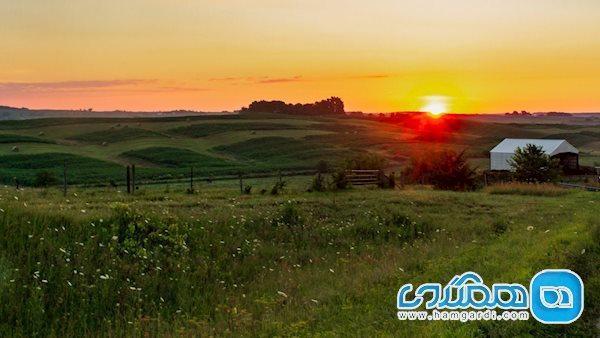 سفر به آیووا؛ منطقه ای زیبا با جاذبه هایی افسانه ای