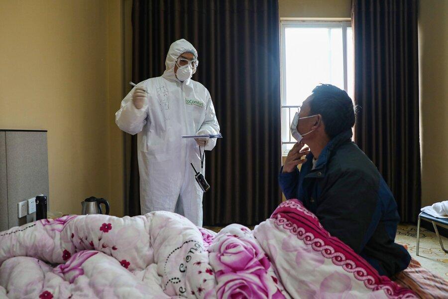 تاخت وتاز کوروناویروس در چین ادامه دارد، شمار موارد عفونت با کوروناویروس از 30000 گذاشت