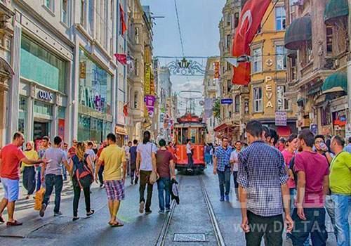 با خیابان های توریستی خاورمیانه آشنا شوید