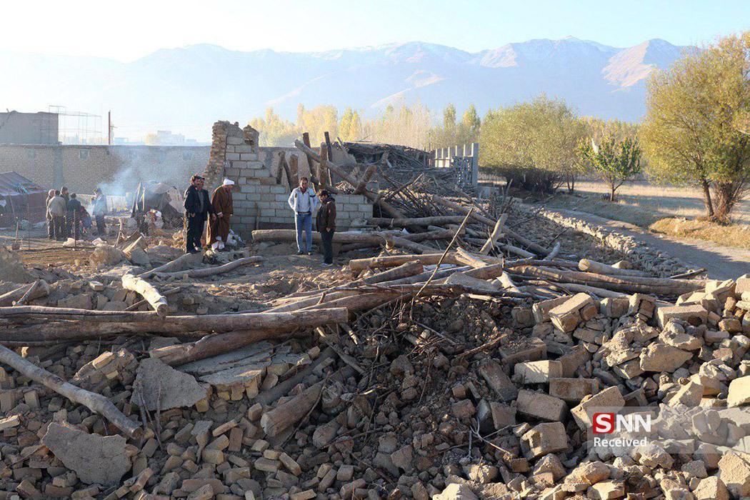 حق دوست: زلزله خراسان رضوی خسارات جانی نداشت ، آمادگی نیرو های جهادی برای یاری رسانی