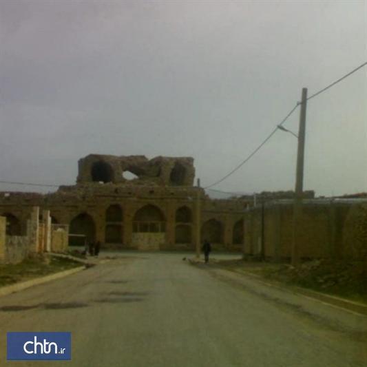 زلزله خسارتی به بناهای تاریخی خانه زنیان فارس وارد نکرده است