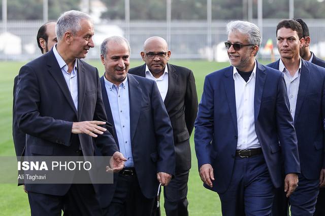 دلار بگیرهای بی خیال ایرانی در AFC، تاج و کفاشیان چه می کنند؟