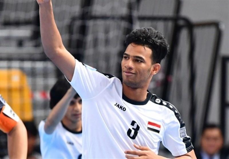 عراق حریف ایران در بازی فینال شد