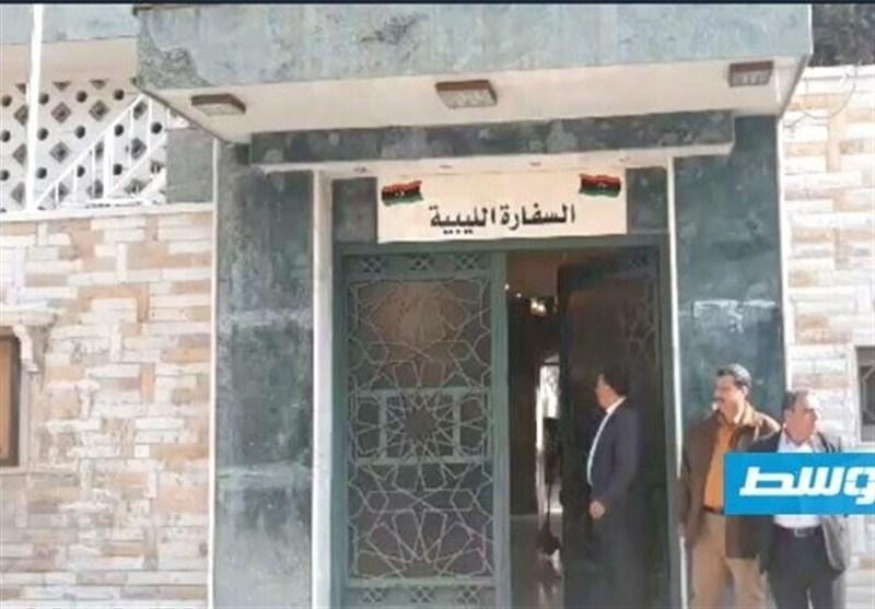 طرابلس : بازگشایی سفارت لیبی در دمشق برخلاف قوانین بین المللی است