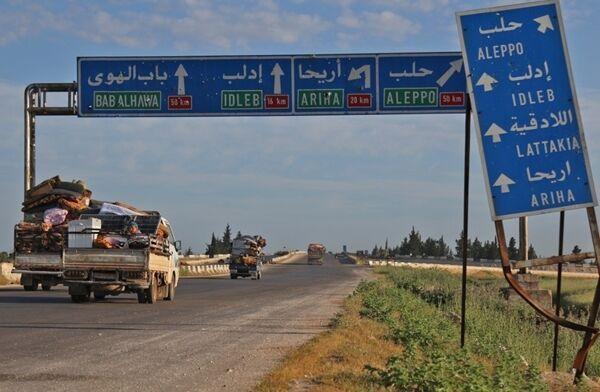 خبرنگاران بعضی از مفاد توافق ترکیه و روسیه که در ادلب به اجرا درمی آید