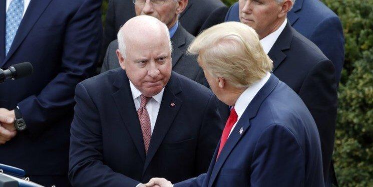 پزشک کاخ سفید: ترامپ نیازی به قرنطینه ندارد تست هم لازم نیست بگیرد!