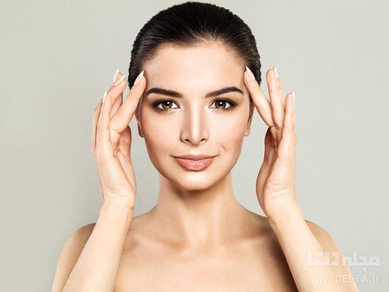 مراقبت از پوست صورت پس از 30 سالگی
