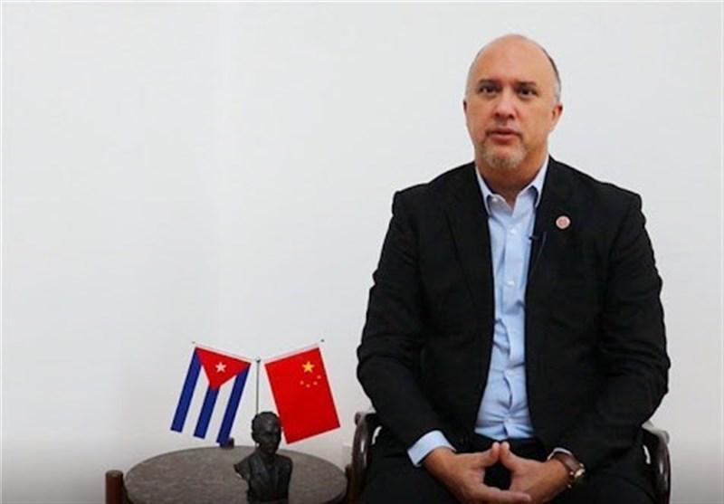 آمریکا از ارسال یاری های چین به کوبا جلوگیری نموده است