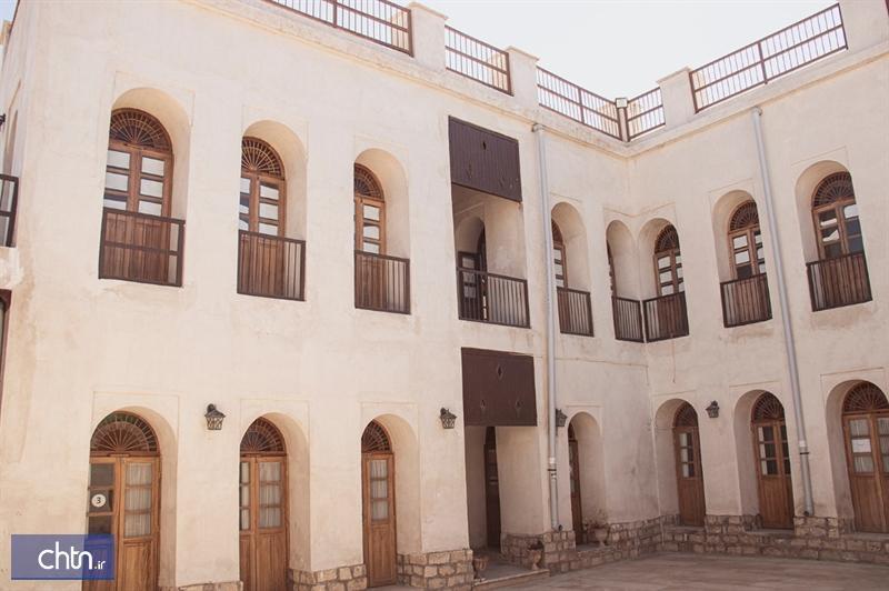 راه اندازی خانه صنایع دستی در عمارت مبارکی بوشهر