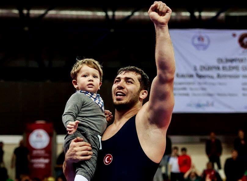 خبرنگاران فرنگی کار ترکیه: آرزویم کسب طلای المپیک است